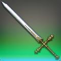 Heavy Metal Longsword from Final Fantasy XIV icon