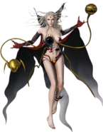 DFF2015 Cloud of Darkness Costume A