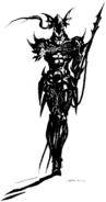 FF4PSP Dark Kain Amano