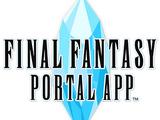Final Fantasy Portal App