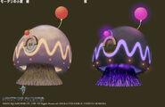 LRFFXIII Moogle House Concept Art