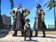 Papalymo's Attire from Final Fantasy XIV