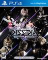 Dissidia Final Fantasy NTcover1