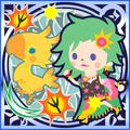 FFAB Chocobo Kick (Summon Chocobo) - Rydia Legend SSR+