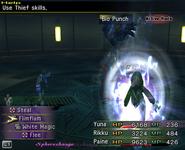 FFX-2 Bio Punch