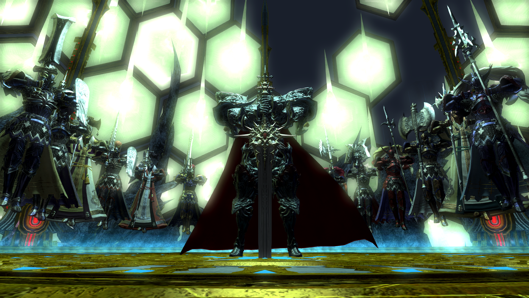 Knights of the Round (Final Fantasy XIV)