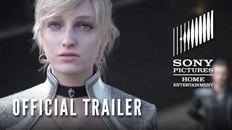 KINGSGLAIVE FINAL FANTASY XV- Official Teaser Trailer (2016)