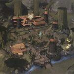 Black Shroud Chocobo Farm FFXIV Art.jpg