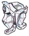 Crystal Helm FFIII Art
