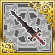 FFAB Gluttony Sword SR+