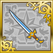 FFAB Mythril Sword SR