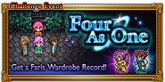 FFRK Four As One Event