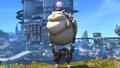 FFXIV mount fatmog