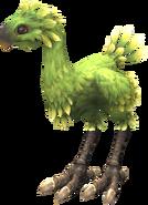 FFXI Green Chocobo