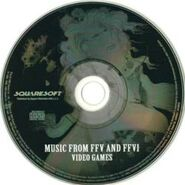 Music from FFV and FFVI Video Games