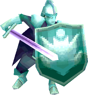 Ghost Knight (Final Fantasy IV 3D)