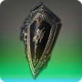 Heavy Metal Kite Shield from Final Fantasy XIV icon