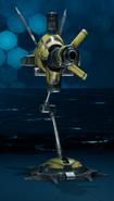 Laser Cannon from FFVII Remake Enemy Intel
