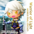 TFFAC Song Icon MFF- Warrior of Light -Mobius Final Fantasy- (JP)