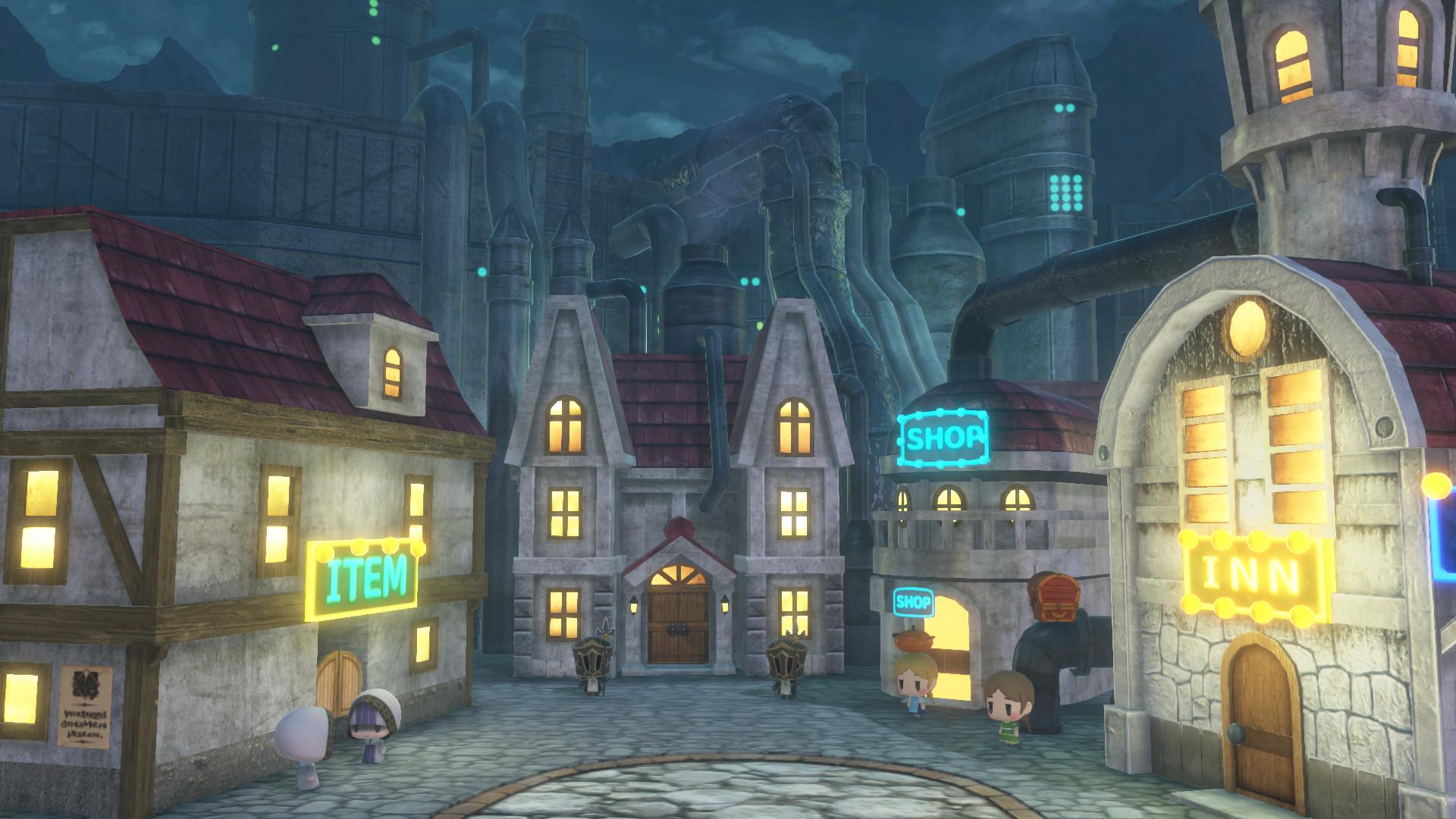 Nibelheim (World of Final Fantasy)