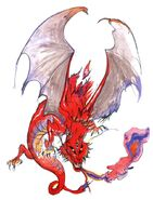 Amano Red Dragon