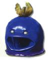 Blue Miniflan