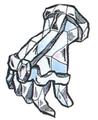 Diamond Gloves FFIII Art