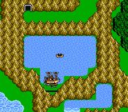 FFIII NES Lake Dol