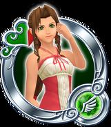 KHUX KH2 Aerith 3★ Medal