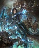 MFF Origin Witch