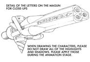 Magun inscription concept for Final Fantasy Unlimited