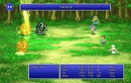 Maria using Thunder II from FFII Pixel Remaster