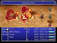 TAY Wii Explosive Kick