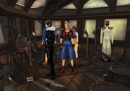 Timber Maniacs issue on the White SeeD Ship from FFVIII R
