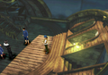 Watts and Zone on the White SeeD Ship from FFVIII R