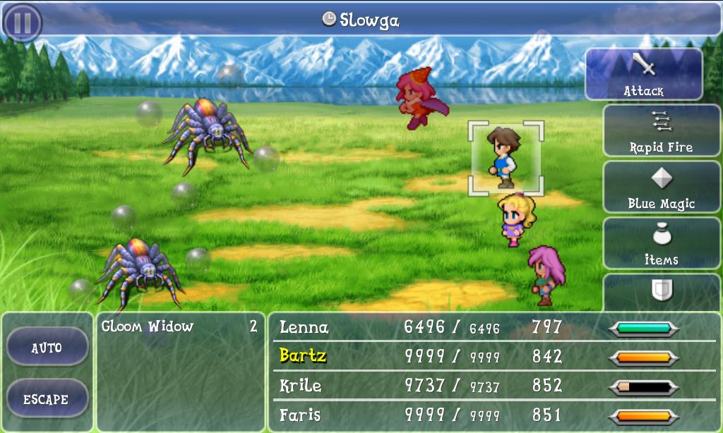 Adagioga (Final Fantasy V)