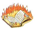Book of Fire FFIII Art