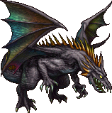 Drago nero (Final Fantasy II)