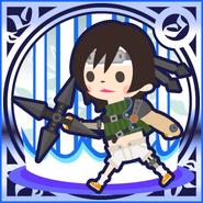 FFAB Gauntlet - Yuffie Legend SSR