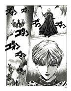 FFIII Manga Aria