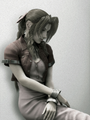 FFVIIAC Aerith Artwork