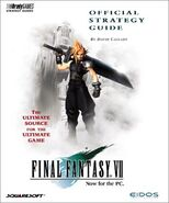 Final Fantasy VII Official Strategy Guide PC