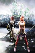 Lightning & Serah