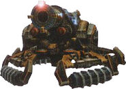 Machina Panzer ffx-2