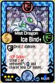 Mist Dragon Ice Bind+