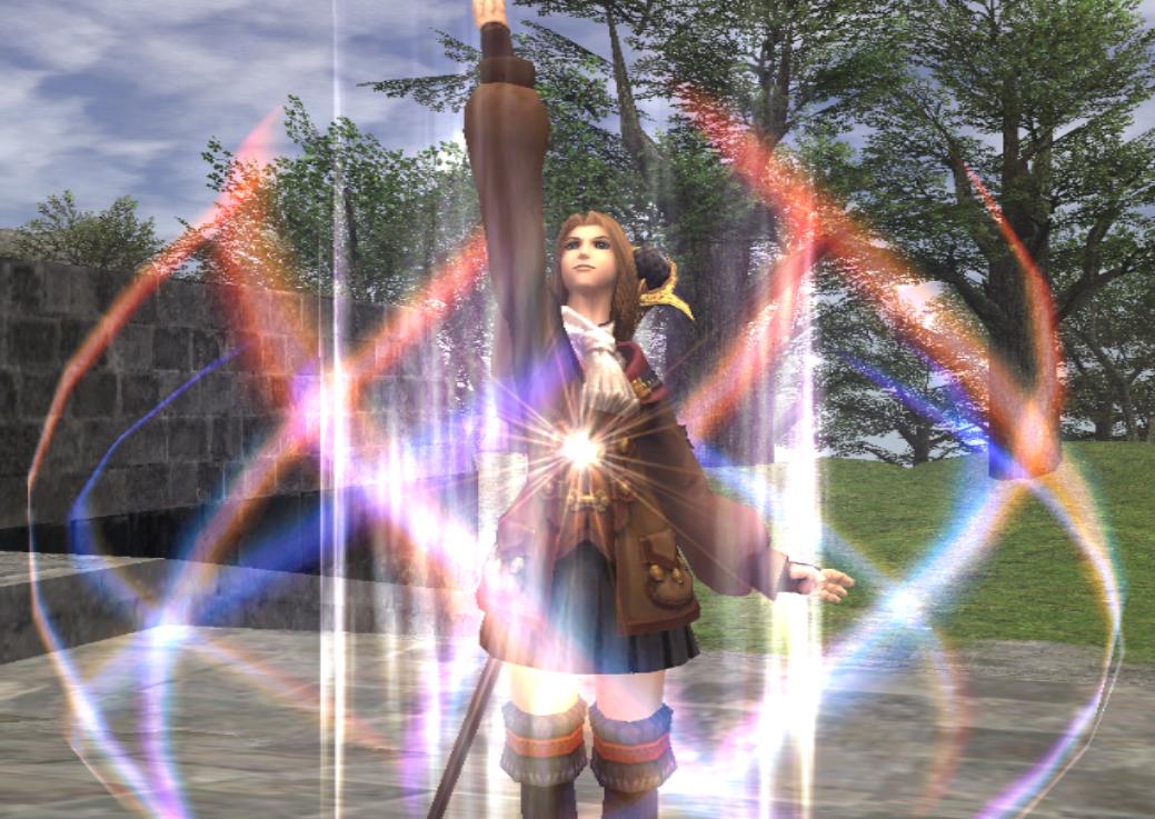 White Magic (Final Fantasy XI)