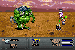 Список заклинаний Final Fantasy VI