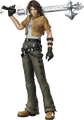 DFFNT Squall's Kingdom Hearts Costume B