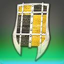 FFXIV Darklight Square Shield Icon