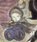 Dissidia Onion Knight from Cosmos Artwork